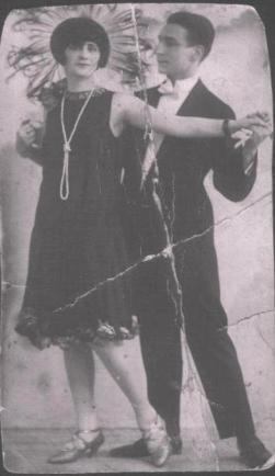 Barbara und Ferdinand Koß - 1927