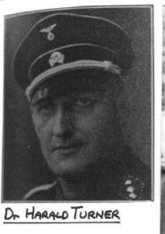Harald Turner - SS Gruppenführer