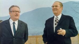 Kardelj, Tito nur - noch Zweier der 70er, Wer ist hier der wahre Boss?