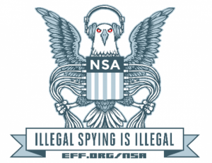 illegal spying nsa-eagle-300x231