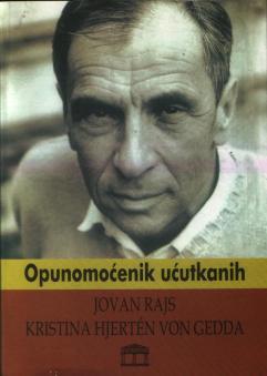 Jovan Rajs - omotnica