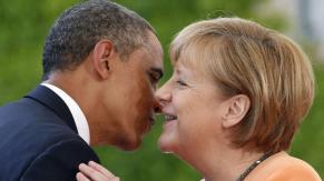 Merkel - Obama vertraulich