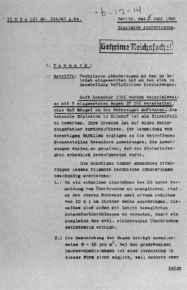 Gaswagen Dokumente